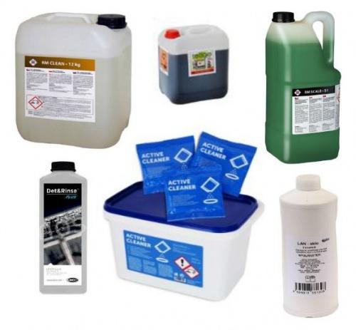 Hygiena - chemie