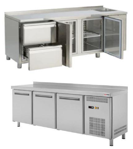 Chladící stoly
