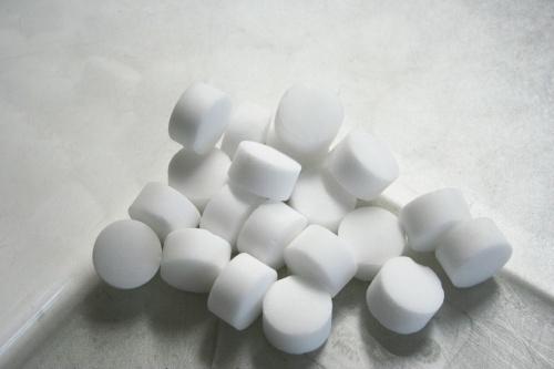 Tabletová sůl