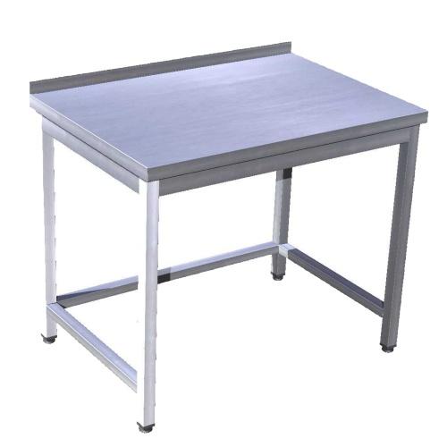 Pracovní stoly bez police