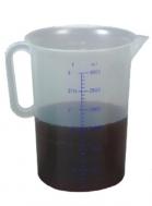Odměrka 3l polypropylen /S-126-014
