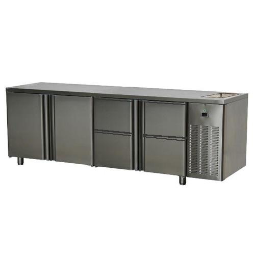 Stůl chlad. SCH-4D-2D-2Z+Dr  /A