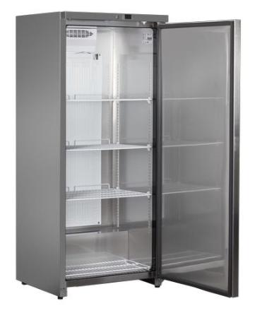 Skříň chladící UR 600 FS - celonerezová