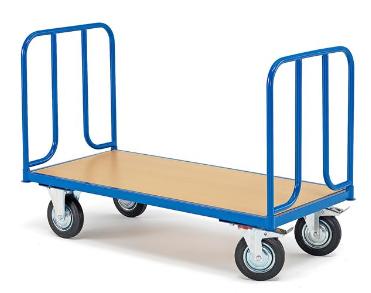 B-Vozík plošinový