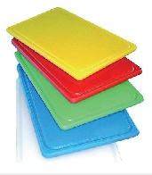 Deska plast. 50x30 /žlutá