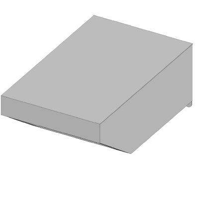 Kondenzační digestoř STKD S 23 pro SLIM/MINI GN 2/3