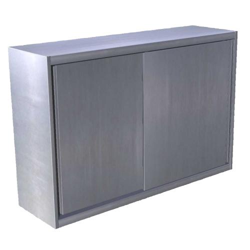 Skříňka závěsná s posuvnými dveřmi 170x30