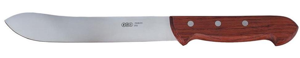 Nůž řeznický špalkový 20 cm KDS