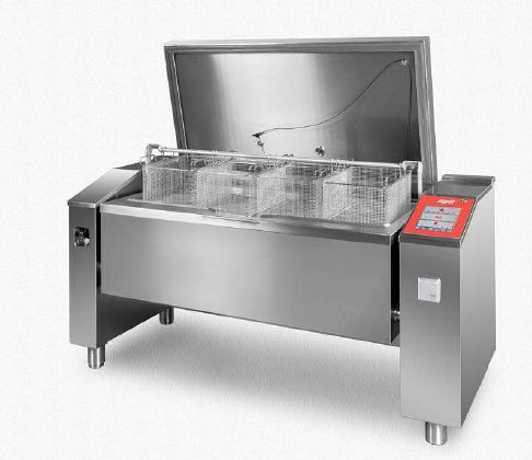 Multifunkční zařízení 1x150l s automat. zdvihem košů MKH 201 F