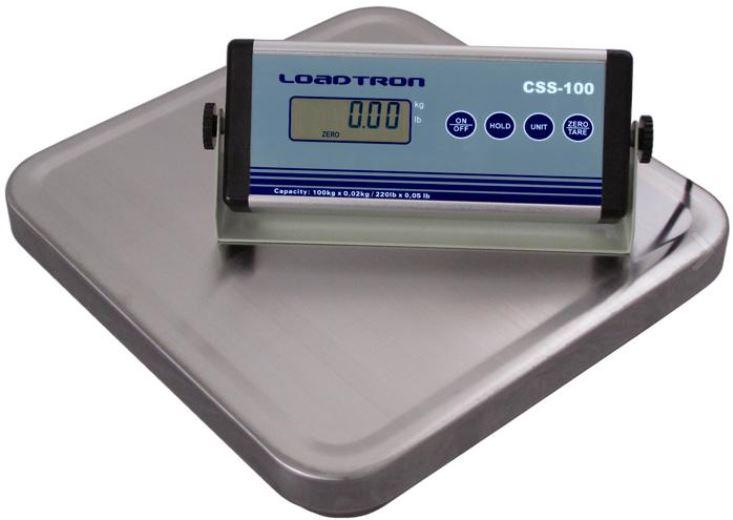 Váha CSS-100 na sudy neověřitelná 100 kg