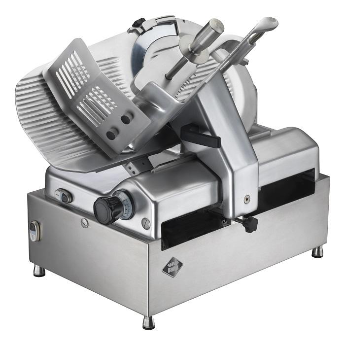 Stroj nářezový GXL 350 DP-poloautomat