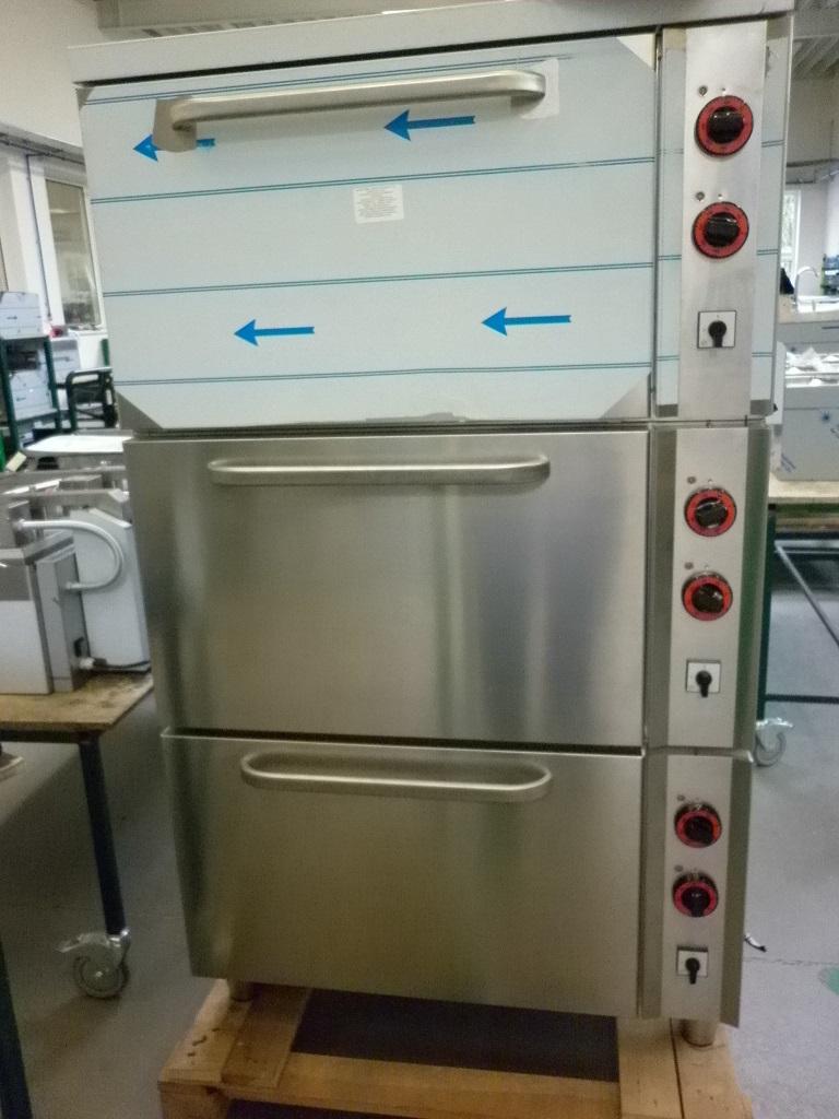 B-Pec pekařská EPP 03 S třípatrová