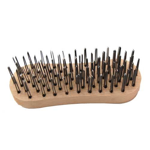 Kartáč na dřevo-ocel. /1540002