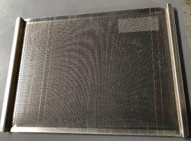 B-Plech aluminiov 442x325x20 mm