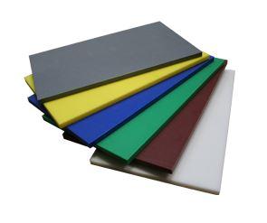 B-Deska plastová MODRÁ 100x200x2 cm