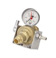 Redukční ventil s manometrem