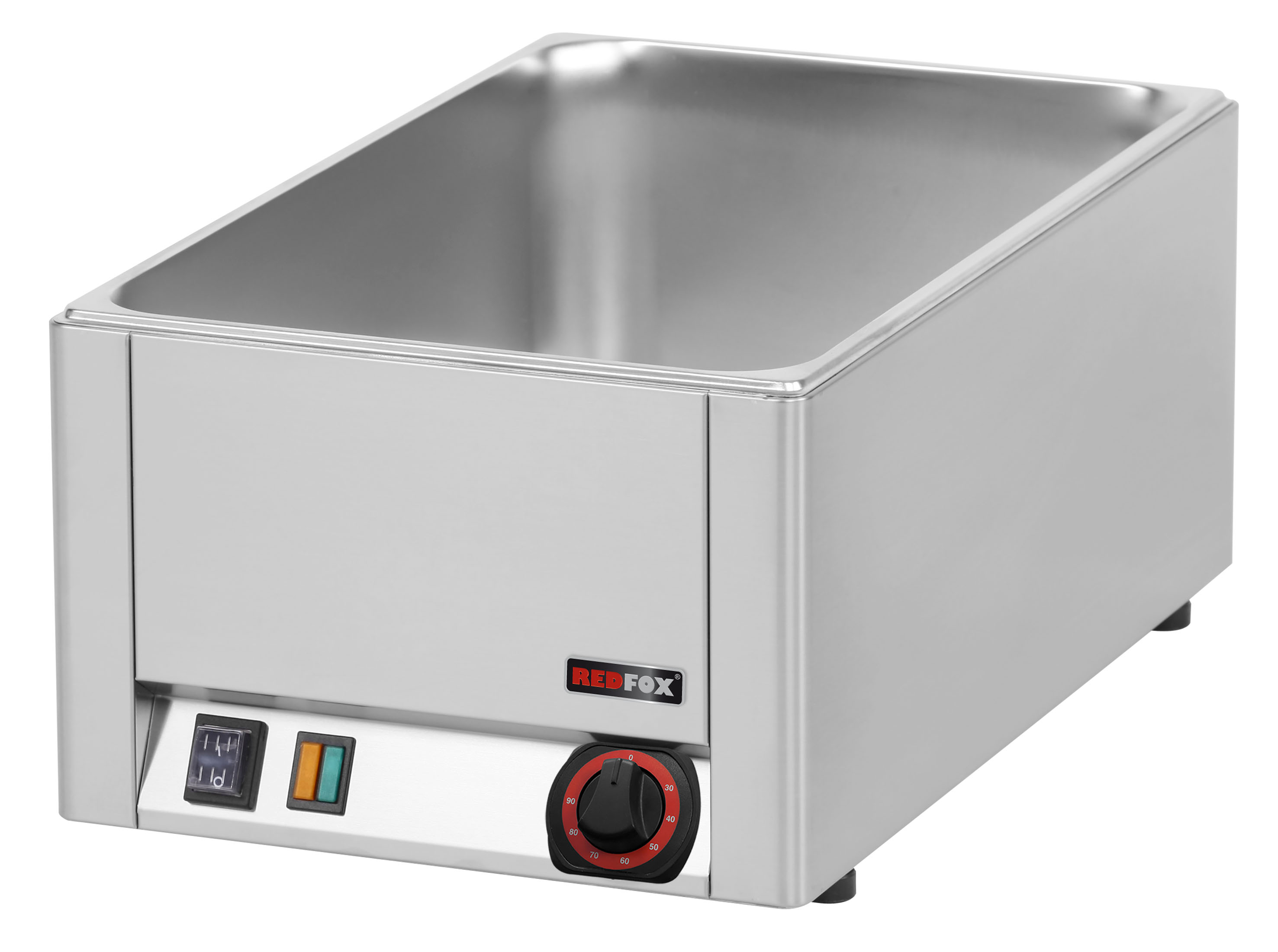 Lázeň vodní elektrická BM 1115 GN 1/1 REDFOX