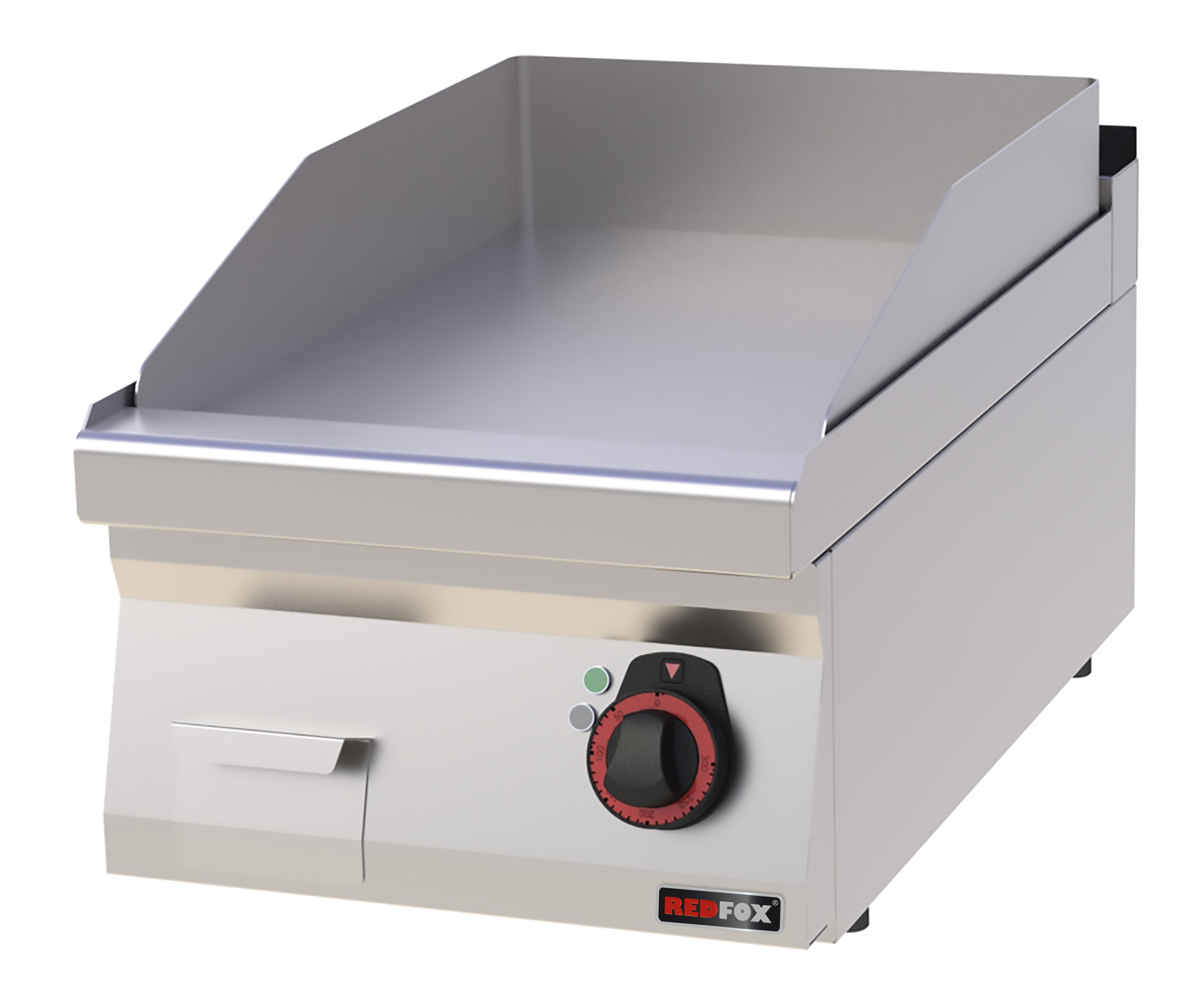 Deska grilovací elektr. hladká nerezová FTH 70/04 E REDFOX