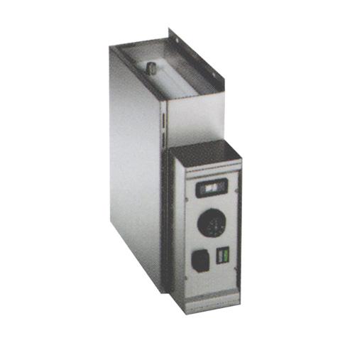 Sterilizátor nožů vodní SA 30L ovládán vlevo REDFOX