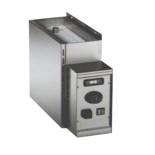 Sterilizátor nožů vodní SA 50 ovládání vlevo REDFOX