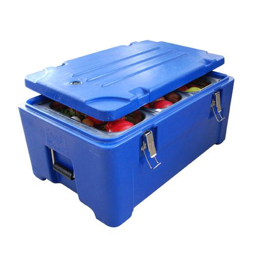 Termoport GN 1/1 COP modrý REDFOX