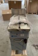 B-Fritéza plynová 15l FE70/40