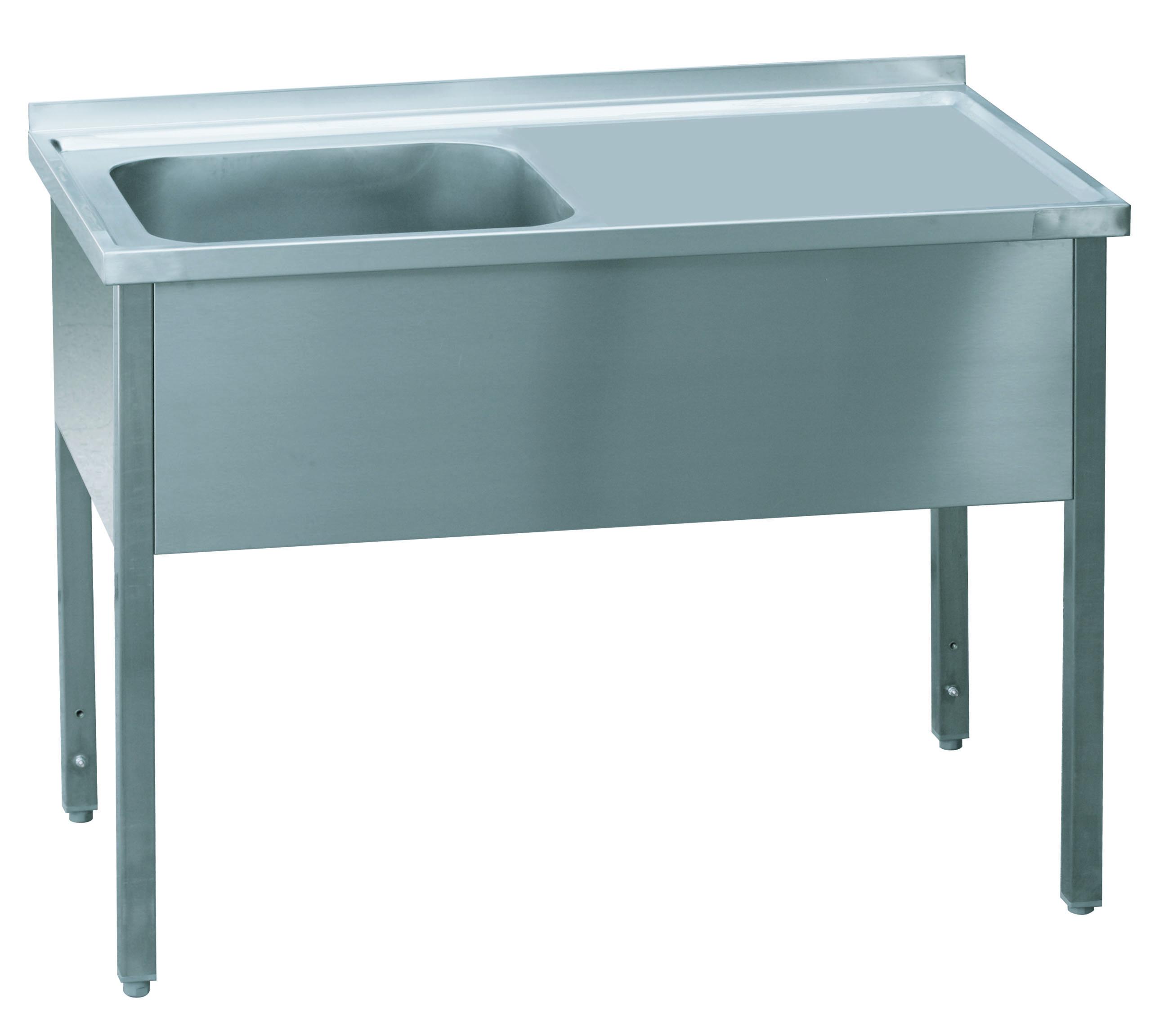 Stůl pracovní jednodřez MSJOP 180x70x90 REDFOX