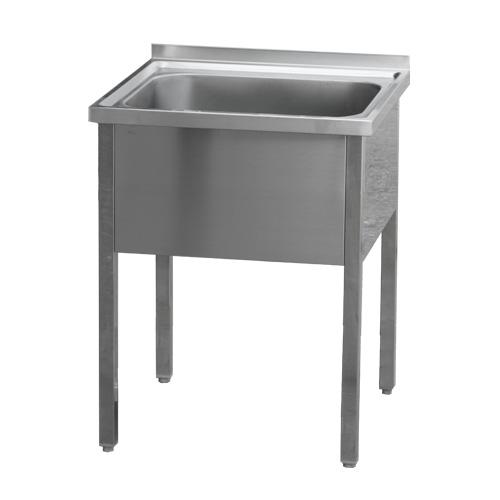 Stůl mycí jednodřez MSJ 120x60x90 REDFOX