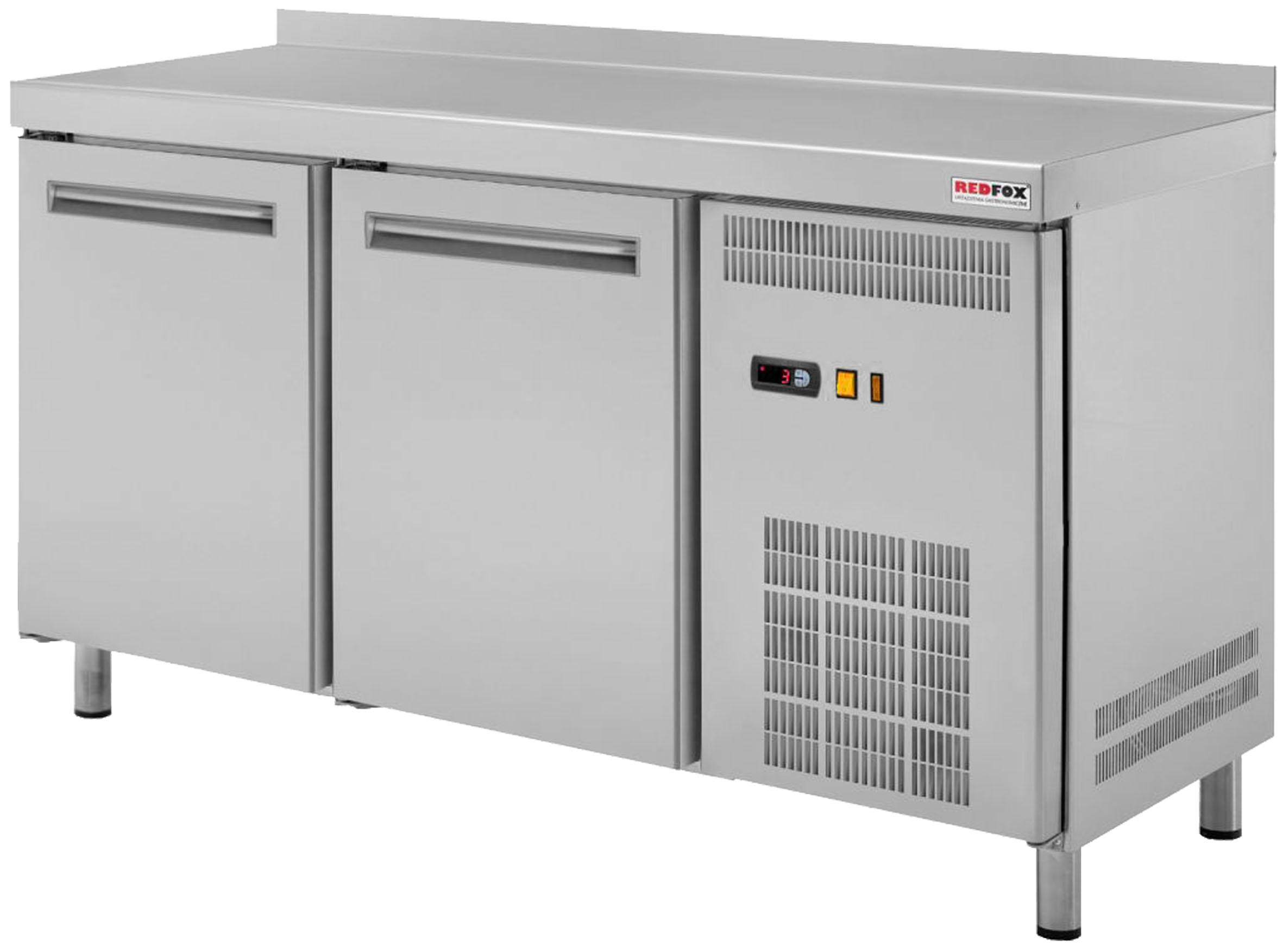 Stůl chladící RT 2D dvoudvéřový REDFOX