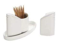 Souprava třídílná porcelán /39130
