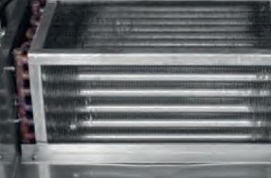 Rekuperační a kondenzační jednotka CTRCO pro osmotickou vodu