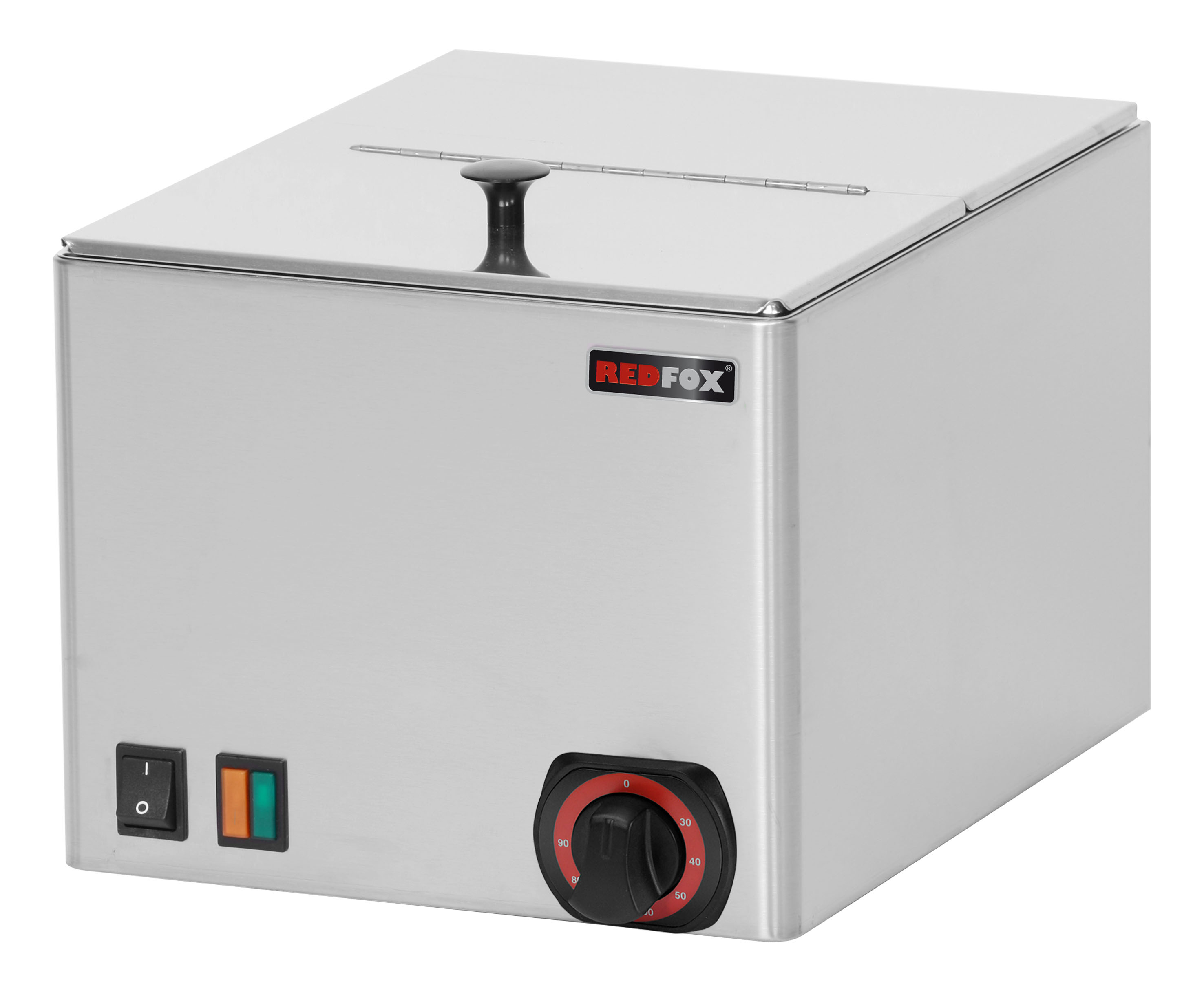 Ohřívač uzenin WE 12 REDFOX