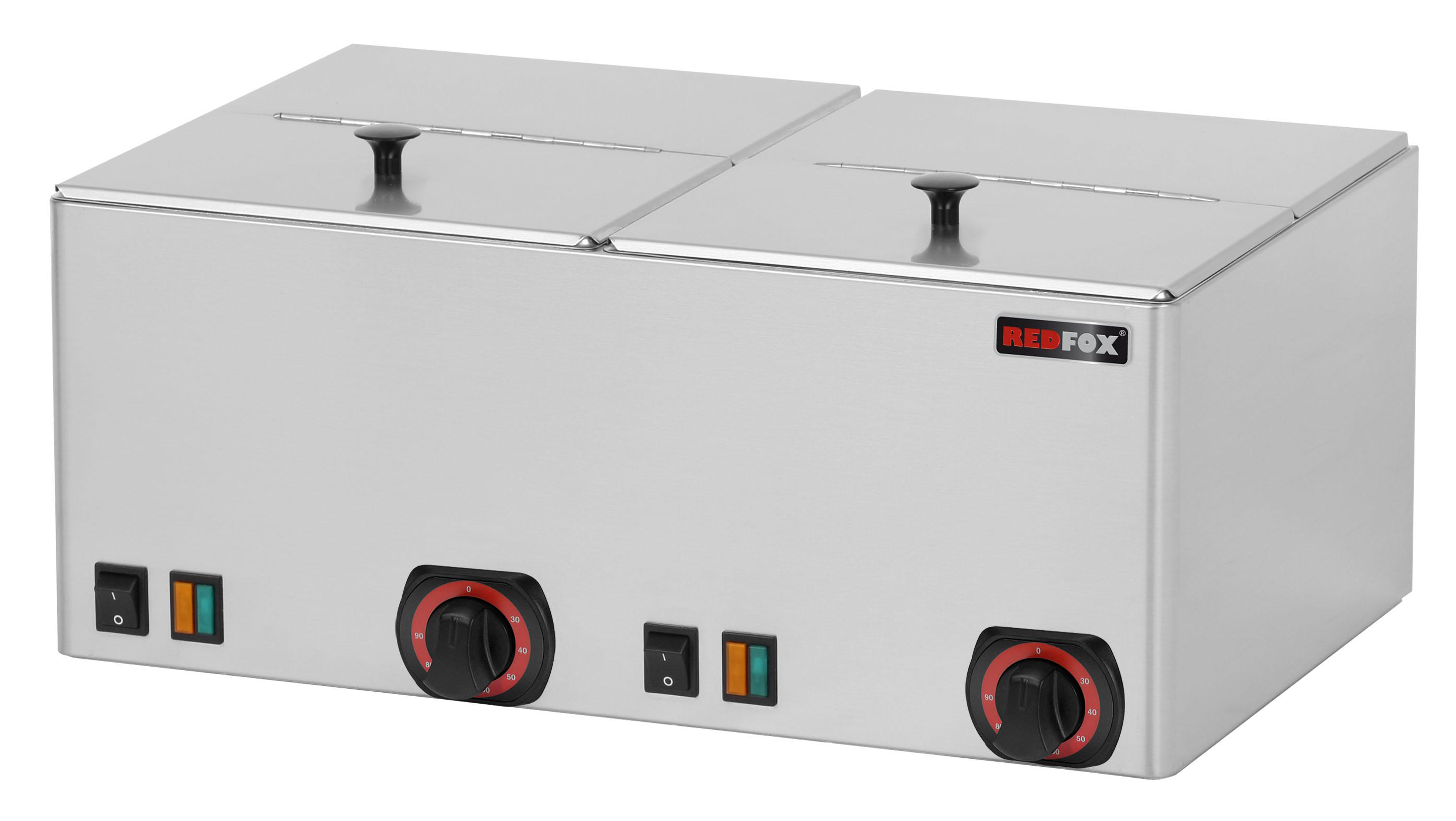Ohřívač uzenin WE 11 REDFOX
