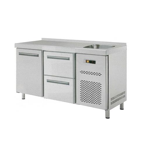 Stůl chladící RT-2D-1D2Z-S    /E