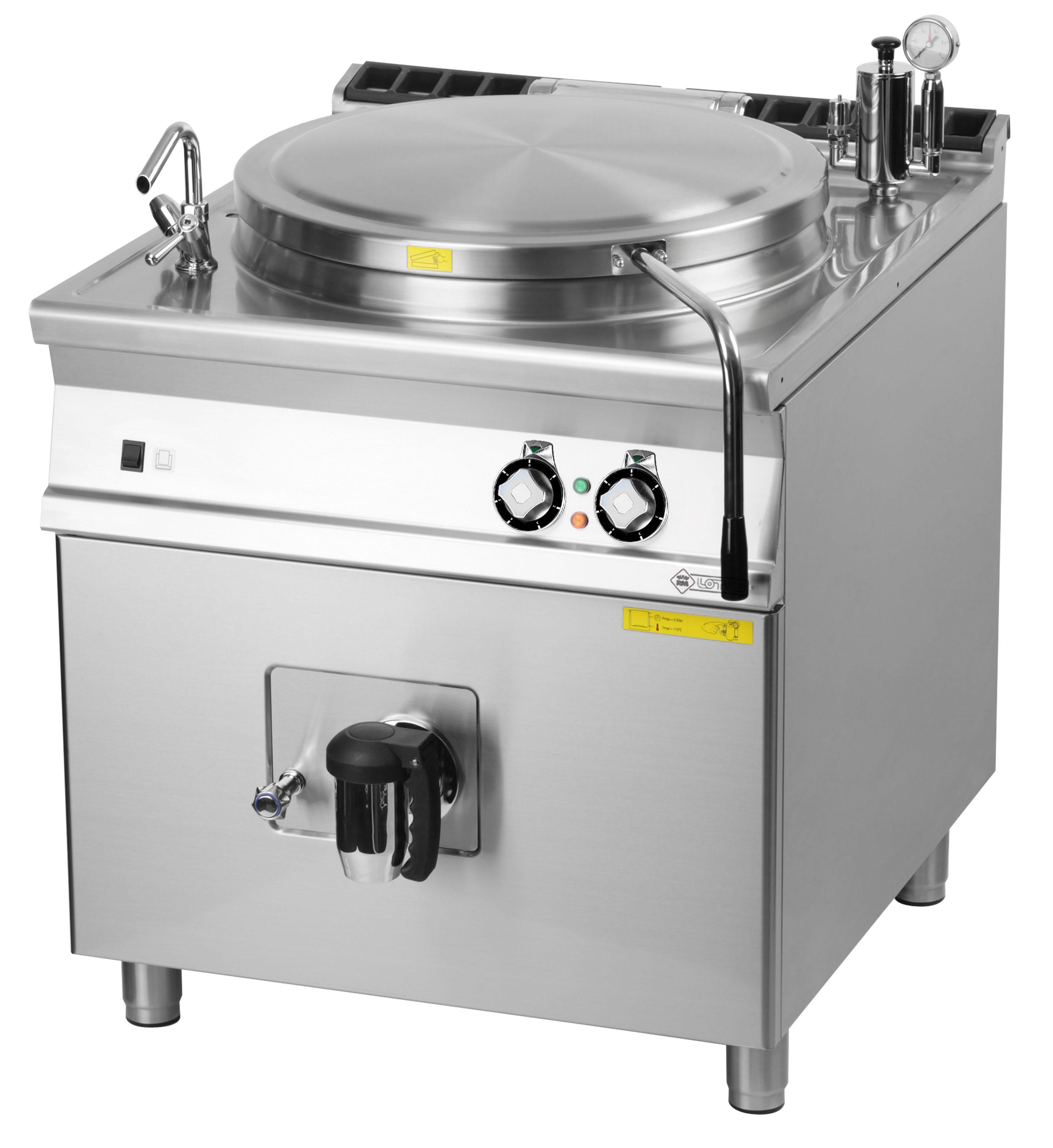Kotel plynynový  100l  BI100 98 G