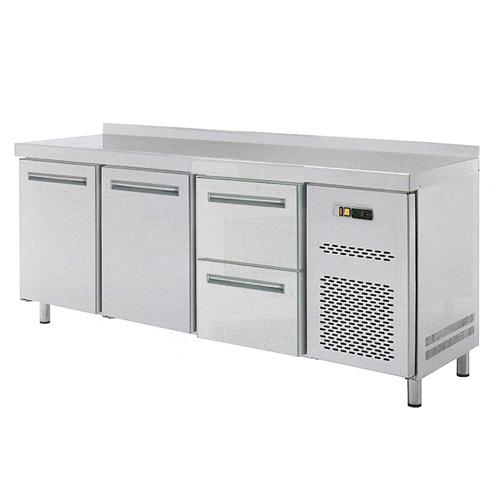Stůl chladící RT 3D 2x dvířka 1x zásuvkový set REDFOX
