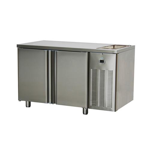 Stůl chladící SCH-2D-1D2Z+Dr/A