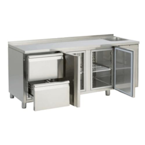 Stůl chladící SCH-3D-2D2Z+Dr/A