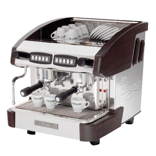 Kávovar EMC 2P/B