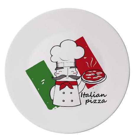Talíř na pizzu Chef 33 cm