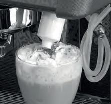Kapučinátor  KAP ke kávovarům EMC a EC REDFOX