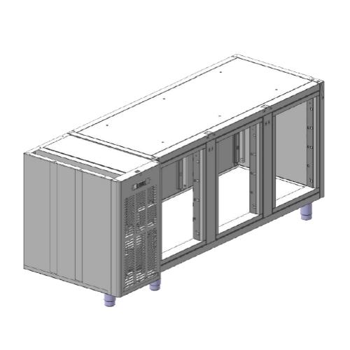 Stůl chladící SCH-3D-polot.      /AL