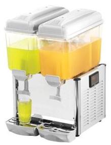 Chladič nápojů  C-2S 2x12l