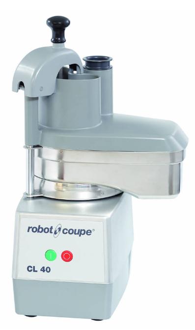 Krouhač zeleniny CL 40 / Robot Coupe