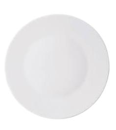 Talíř na pizzu bílý 33 cm