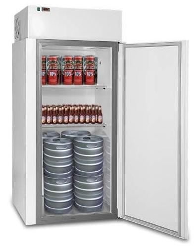 Minibox chladící 100WHITN s podlahou
