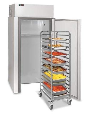 Minibox chladící 100WHITN bez podlahy