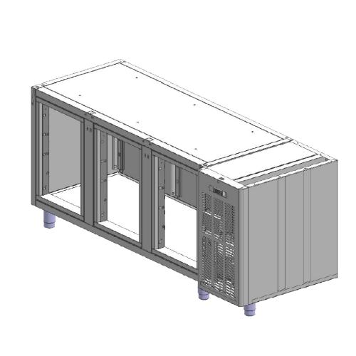 Stůl chlad. SCH-3D- polotovar /AP