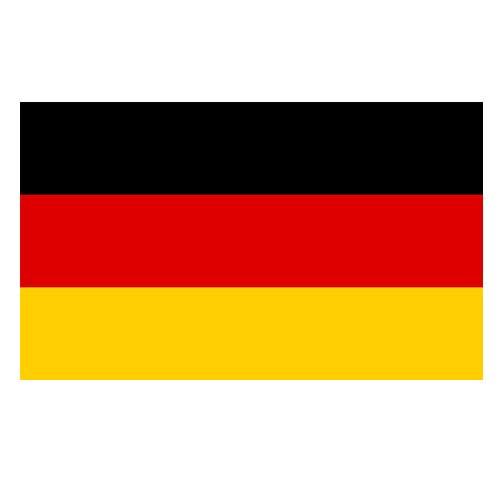 D-Vlajka Německo