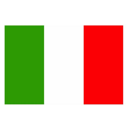 D-Vlajka Itálie